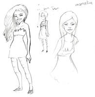 marceline why are you so mean by sparkyrabbit