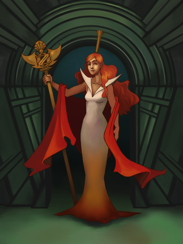 Glinda The Good Witch Of The South By Sparkyrabbit On Deviantart