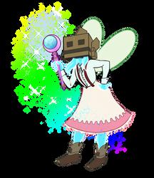 Magical Guardian Star Friend Wonder Elf