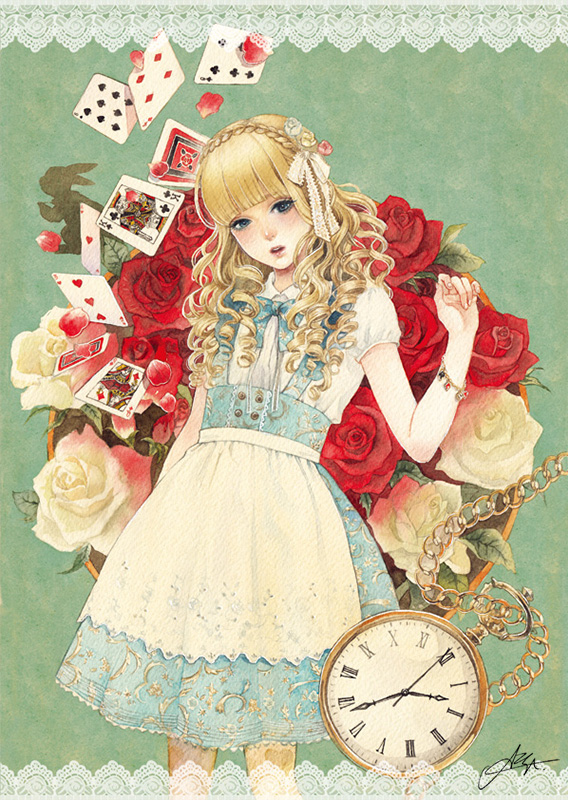 Alice by azsan