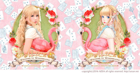 ALICE-Welcome to Wonderland-