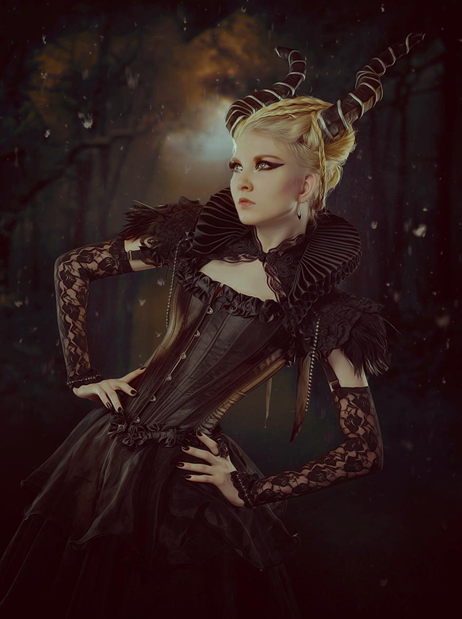 Devil's Princess by PhoenixalThor