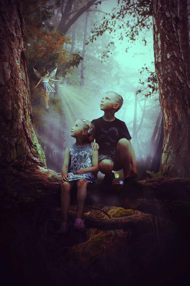 Neverland by PhoenixalThor