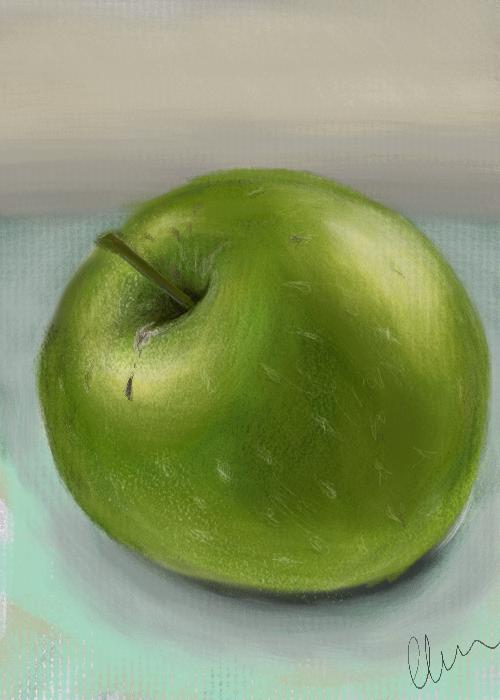 Apple by PhoenixalThor