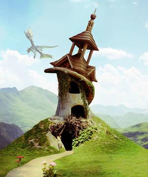 Fantasy House by PhoenixalThor