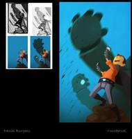 Doom Bots by neeph22