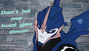 Arcee colored by newtmitchell