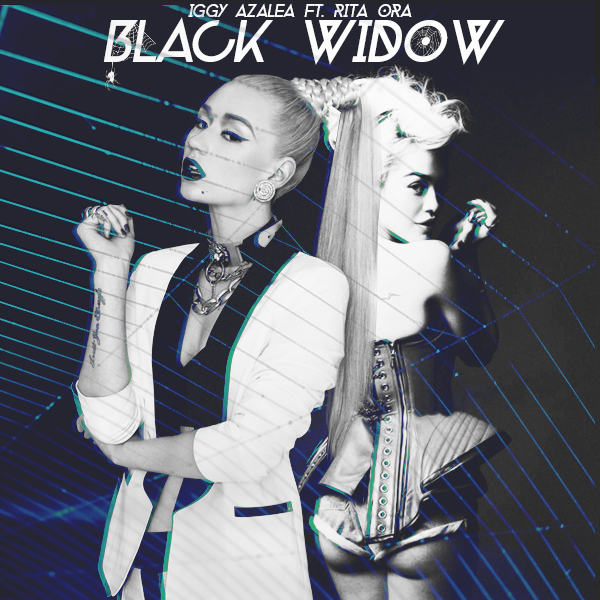 Iggy Azalea - Black Wi...