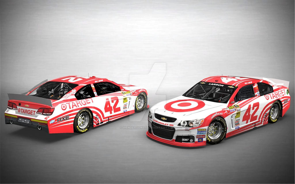 2014 Kyle Larson Fictional By Henderson37