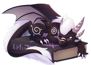 Witching (i.e. Sleeping) Hour [Commission]