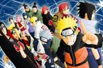 Naruto Characters Ranking