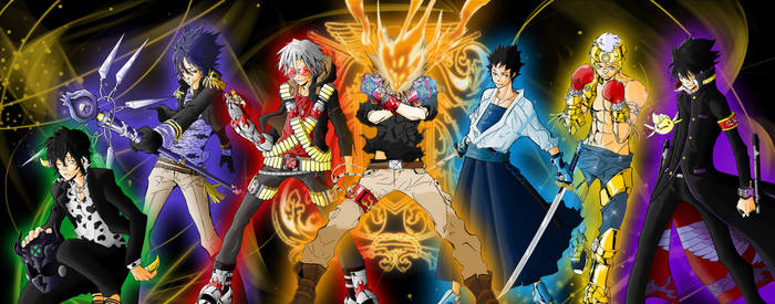 The Great Sky of the Vongola
