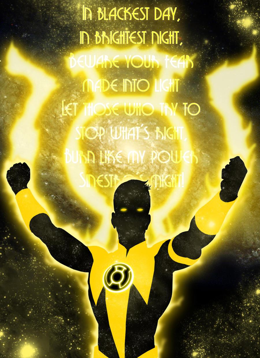 Sinestro Corps by grivitt