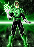 New 52: Green Lantern by grivitt