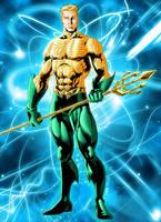 New 52: Aquaman by grivitt