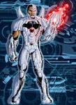New 52: Cyborg