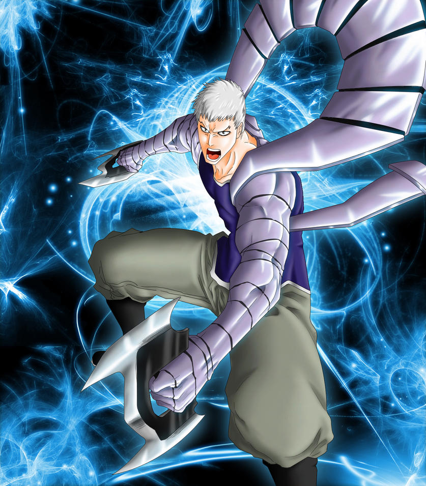 Tekken Tachikaze by grivitt