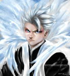 Toshiro Hitsugaya, The Winterman by Dexteria
