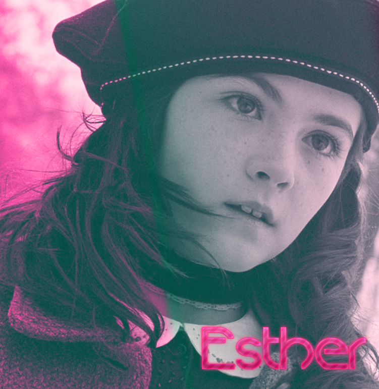 Esther Orphan by Confundiwo on DeviantArt