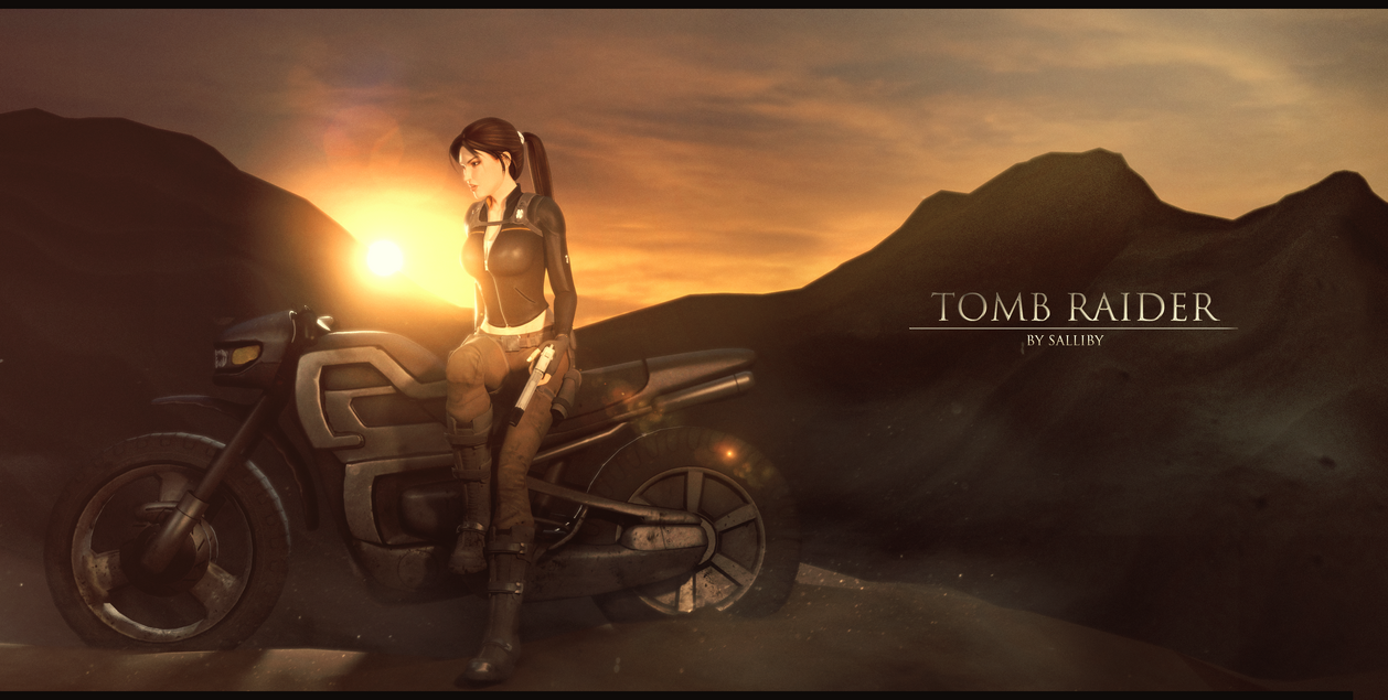 Tomb Raider by SallibyG-Ray