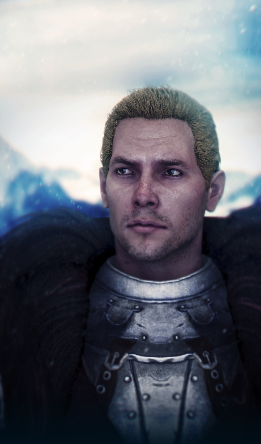 Cullen Rutherford by SallibyG-Ray