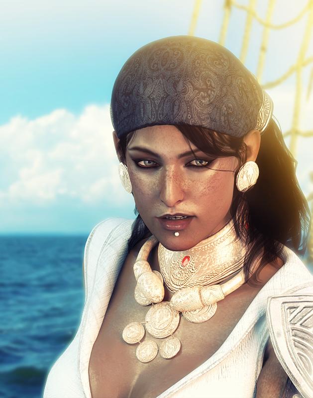 Isabela by SallibyG-Ray