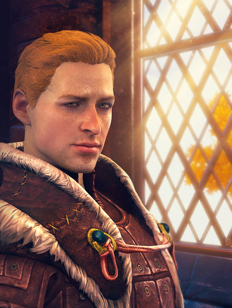 King Alistair by SallibyG-Ray