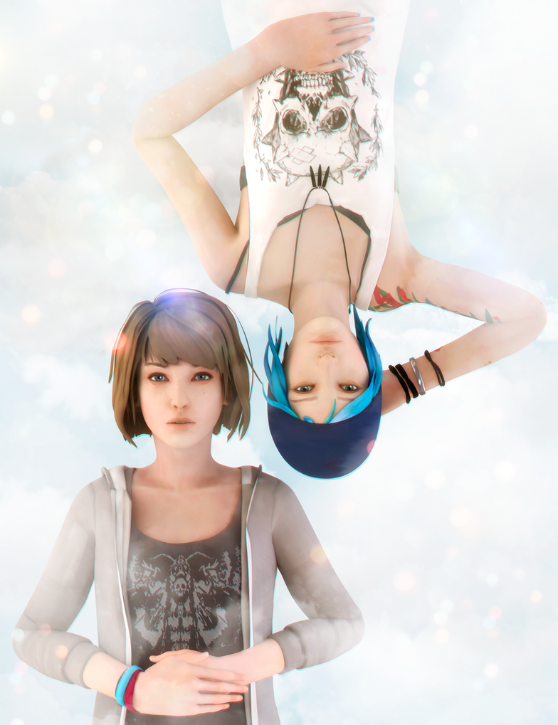 Life Is Strange by SallibyG-Ray
