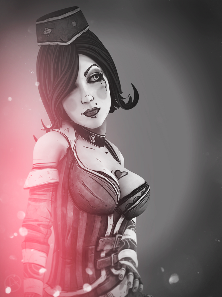 Mad Moxxi by SallibyG-Ray