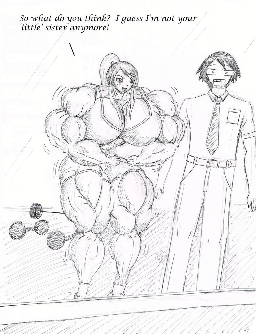 Kirino Growth Comic Pg6 by GrandMasterLucilious on DeviantArt