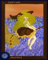 Saryl the Petal Witch by Tenjilover