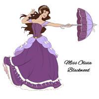Miss Olivia Blackwood