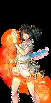 Divinity Card | Spirit Warrior