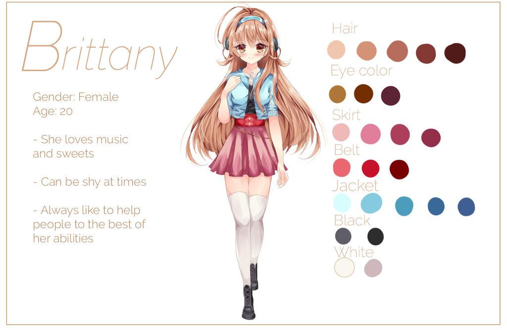 [COMM] Brittany by StarlightCrystalz