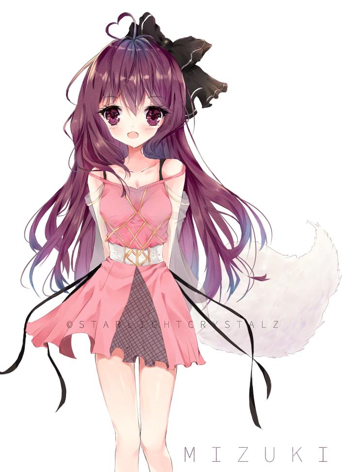 [OC] Mitsuki 2.0 by StarlightCrystalz
