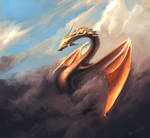 Dragon-speedpaint
