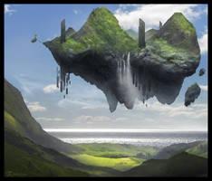 Skyrealm1 by JamesCombridge