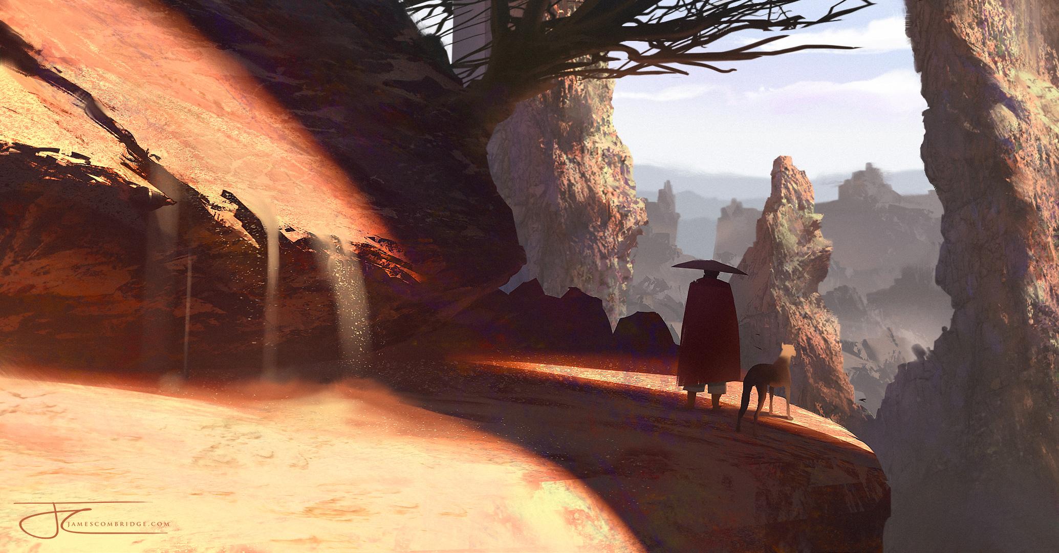 Canyon Path