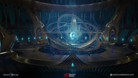 Ensari Network by JamesCombridge