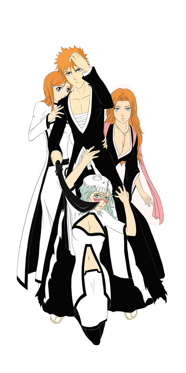 bleach neliel and ichigo dating fanfiction
