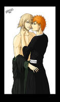 BLEACH - the first time color
