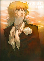 The rose of Versailles - Oscar