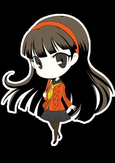 Yukiko Amagi by arika-muranami