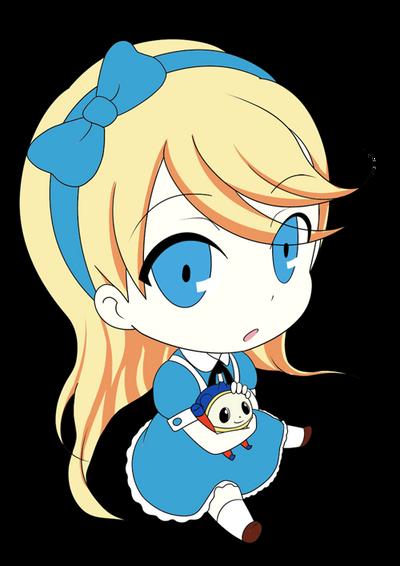 Kuma Alice by arika-muranami