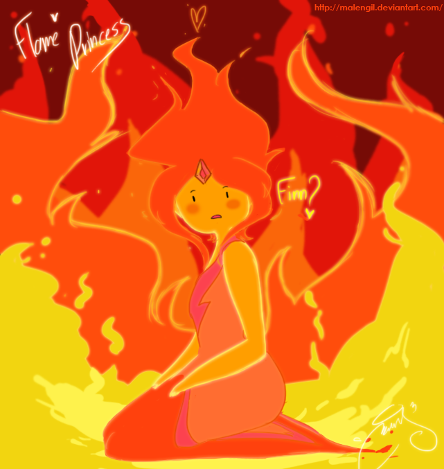 Flame dating