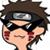 kiba kitty icon glasses by malengil