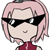 sakura glasses icon by malengil