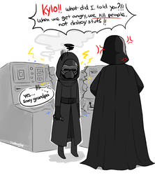 How become a sith...
