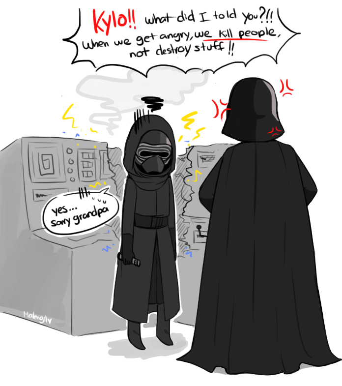 How become a sith... by malengil
