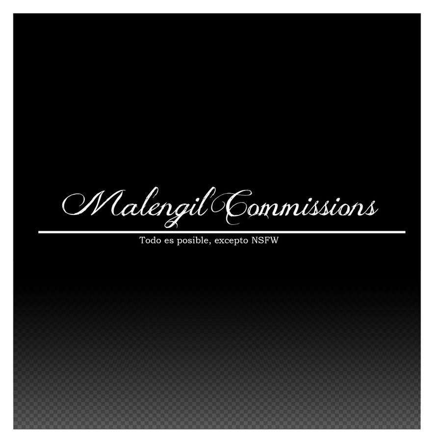 Comisions by malengil